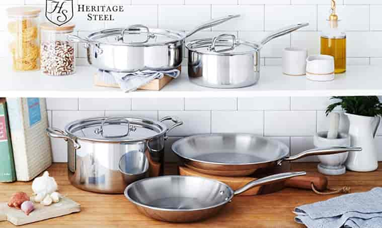 Most Expensive Titanium Cookware. this pic show you best most expensive titanium cookware set