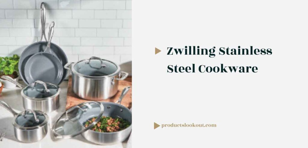 screenshot for Zwilling Stainless Steel Cookware Review which is best for your kitchen.