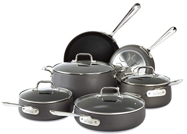 All Clad Best Cookware for Electric Stove