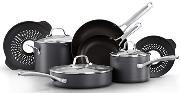 Calphalon Best Cookware for Electric Stove
