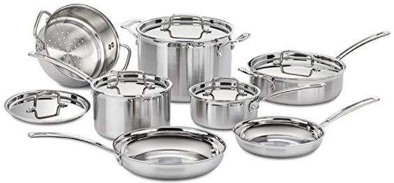 Cuisinart Best Cookware for Electric Stove
