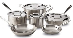 First All Clad Cookware Review