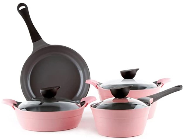 First Neoflam Best Pots And Pans Set Under $200